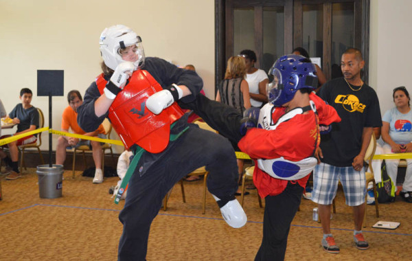 Point Sparring